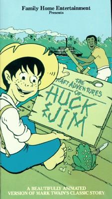 The Raft Adventures of Huck & Jim