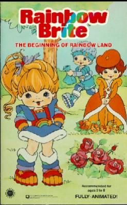 Rainbow Brite: Beginning of Rainbow Land