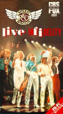 REO Speedwagon: Live Infidelity