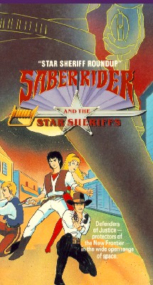Saber Rider and the Star Sheriffs: Star Sheriff Roundup