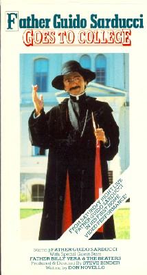 Father Guido Sarducci Goes to College
