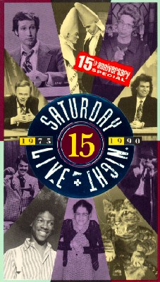 Saturday Night Live: 15th Anniversary Special