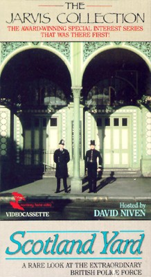 The Jarvis Collection: Scotland Yard