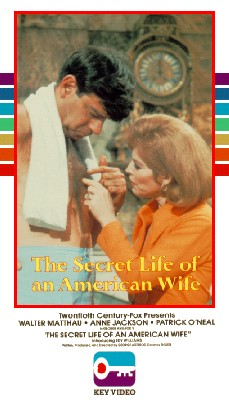 The Secret Life of an American Wife