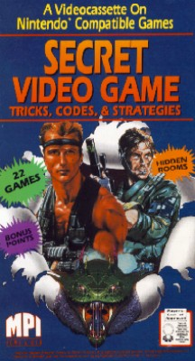 Secret Video Game Tricks, Codes and Strategies, Vol. 1