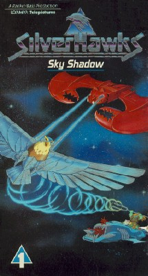 SilverHawks: Sky-Shadow