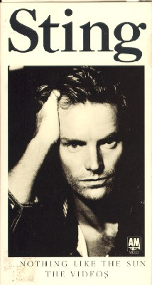 Sting: Nothing Like the Sun - The Videos