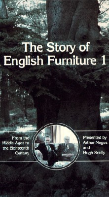 The Story of English Furniture, Part 1: From the Middle Ages to the Eighteenth Century