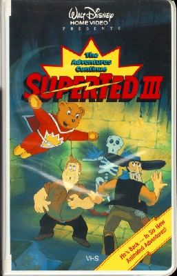 Superted 3: The Adventures Continue