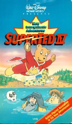 Superted 4: New Intergalactic Adventures