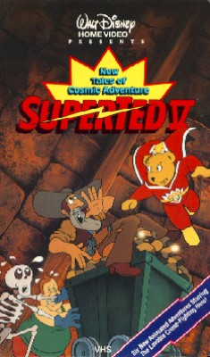 Superted 5: New Tales of Cosmic Adventure