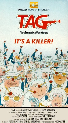 T.A.G.: The Assassination Game