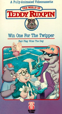 The Adventures of Teddy Ruxpin: Win One for the Twipper