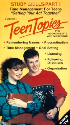Teen Topics, Vol. 1: Getting Your Act Together