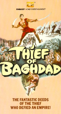 The Thief of Baghdad