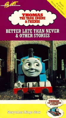 Thomas & Friends: Better Late Than Never and Other Stories