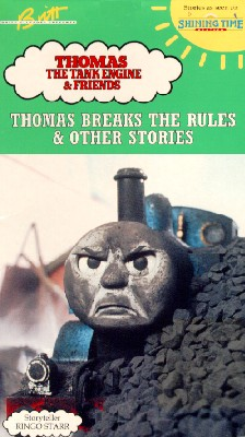 Thomas & Friends: Thomas Breaks the Rules