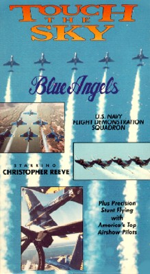 Touch the Sky - Precision Flying with the Blue Angels