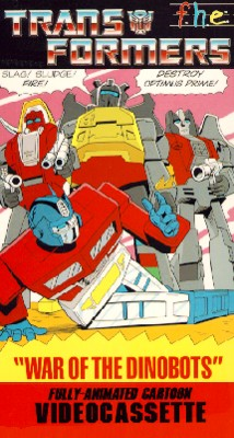 The Transformers: War of the Dinobots