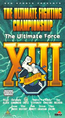 UFC 13: Ultimate Force
