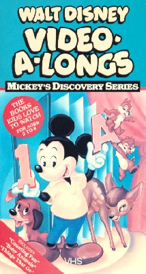 Mickey's Discovery Series