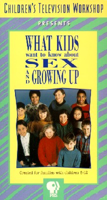 What Kids Want to Know About Sex and Growing up