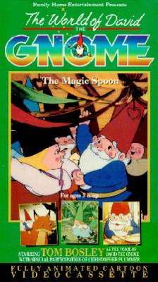 World of David the Gnome: Magic Spoon