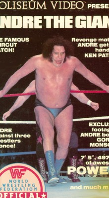 WWF: Andre the Giant