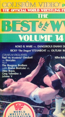 WWF: Best of, Vol. 14