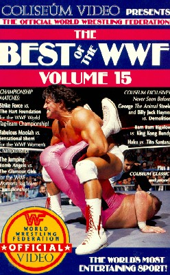 WWF: Best of, Vol. 15