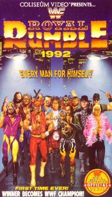 WWF: Royal Rumble 1992