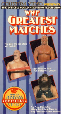 WWF: Greatest Matches