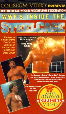 WWF: Inside the Steel Cage