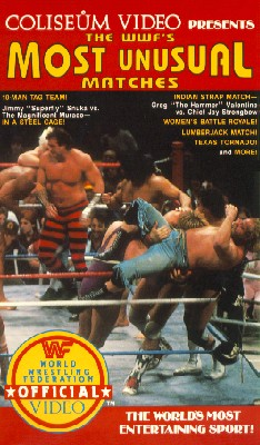 WWF: Most Unusual Matches