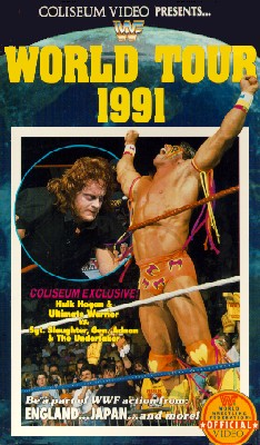 WWF: World Tour 1991