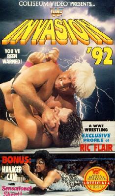 WWF: Invasion '92
