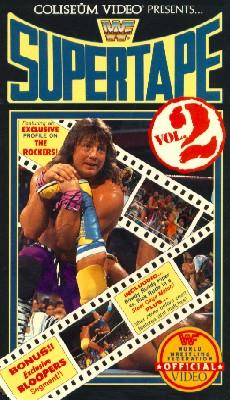 WWF: Supertape, Vol. 2