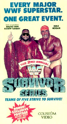 WWF: 2nd Annual Survivor Series
