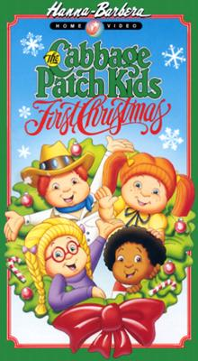 Cabbage Patch Kids' First Christmas