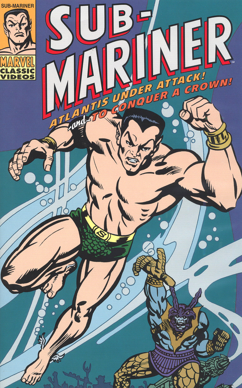 Sub-Mariner: Atlantis under Attack