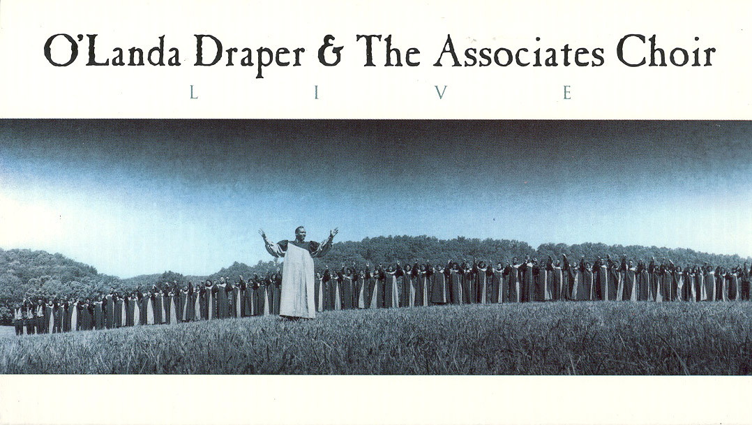 O'Landa Draper &The Associates Choir Live