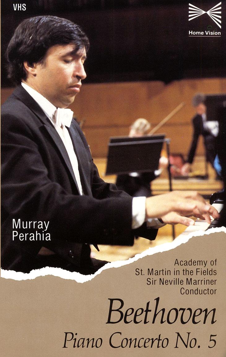 Murray Perahia: Beethoven - Piano Concerto No. 5