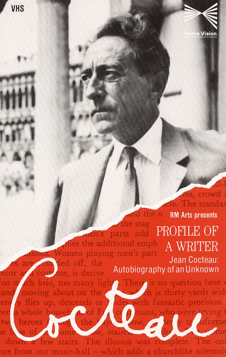 Profile of a Writer: Jean Cocteau - Autobiography of an Unknown