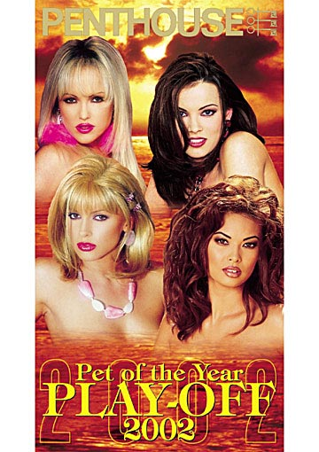 Penthouse: Pet of the Year Play-Off 2002