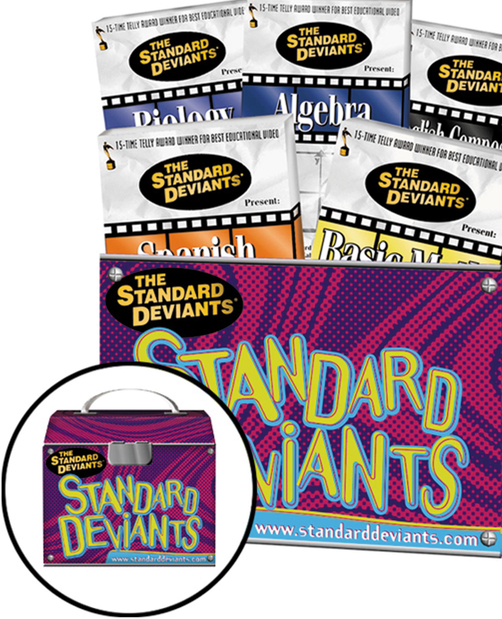 Standard Deviants School: ESL, Program 11 - The Irregular Past