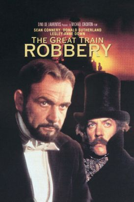the great train robbery 1979   michael crichton