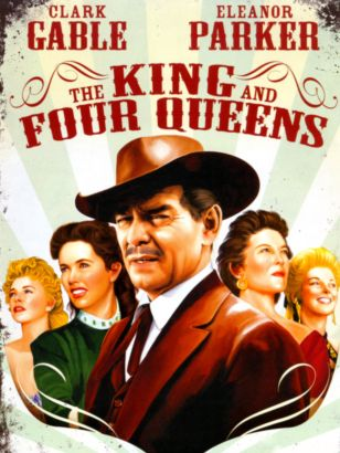 The King and Four Queens