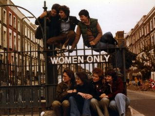 Lesbiana: Une révolution parallèle