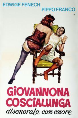 Giovannona Coscialunga, Disonorata Con Onore