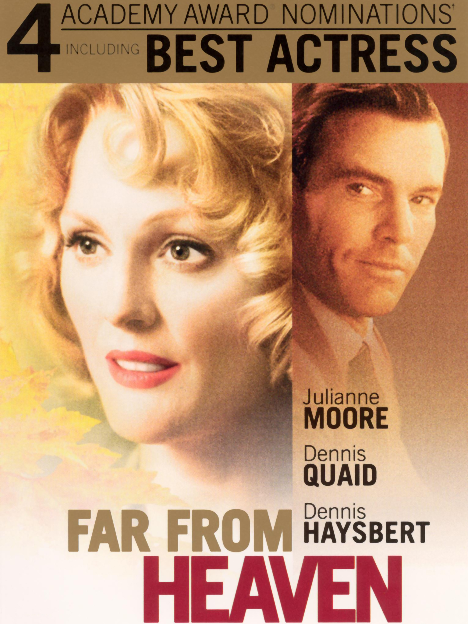 far from heaven film review Sensitive, mature melodrama about sexuality in the 1950s read common sense media's far from heaven review, age rating, and parents guide.
